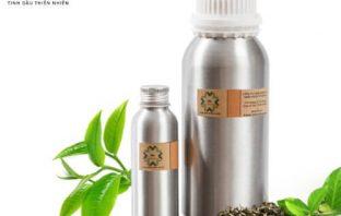 tinh dầu trà xanh có tác dụng gì